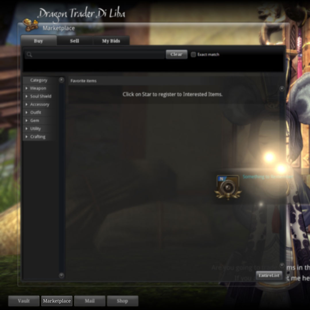 Blade and Soul, Tips & Tricks for the New Player [RESOLVED